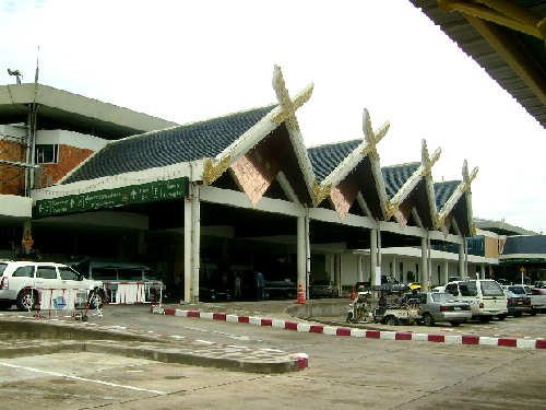 Chiang Mai Airport Terminal