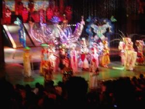 """""""Oriental Dress"""" Show"""