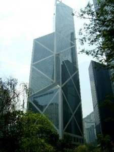 Bank of China Tower (70 floors)