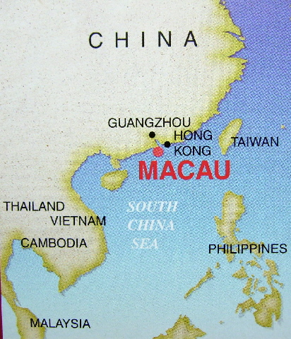 Macau Travel Cities