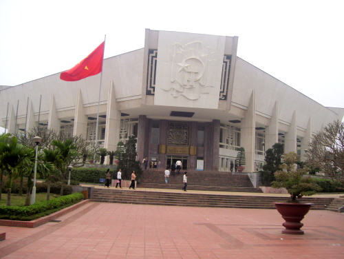 Ho Chi Minh Museum, Hanoi
