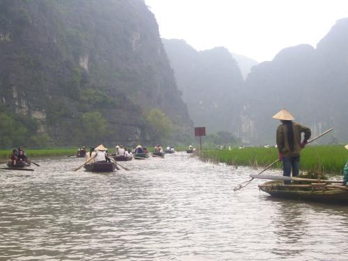 Scenic riverine landscape
