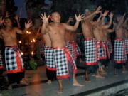 Kechak Performers