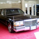 Madame Song's Car