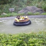 Canyon Rapids Ride