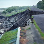 Morakot Damaged Roads (8.8.09)