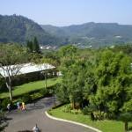 Beautiful scenery seen from Atayal Hotel