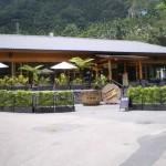 Cedar Tea House in Checheng