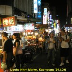 Leo He Night Market, the most famous night market in Taiwan