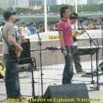 Open-air Theatre on Esplanade Waterfront