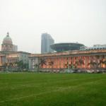 """Padang"". the green field"