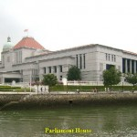 The new Parliament House