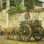 Bullock-Cart Water