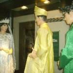 A Malay marriage
