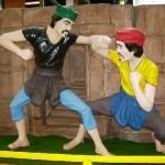 Silat, a Malay martial art
