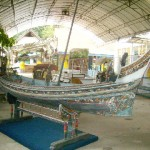 A fishing boat of yesteryears