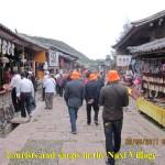 Souvenir Stalls in Naxi Village