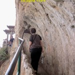 A narrow passage to Dragon Gate