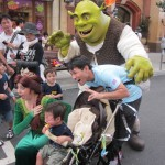 Shrek and his wife