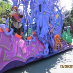 """Chip n Dale' in the first float"