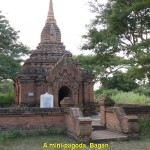 A mini-pagoda
