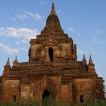 A large pagoda