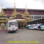 Chauk Htat Kyi Temple, Yangon