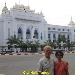 City Hall, Yangon