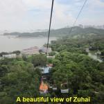 A beautiful view of Zuhai