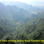 Deep Tianmen Valley