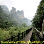 "Valley of ""Ten-Mile Natural Gallery"""
